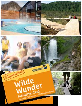 Wilde Wunder Card - Mostviertel