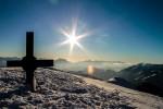Hochkar - Sonnenuntergang am Gipfel